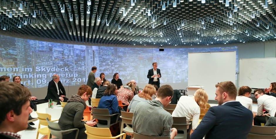 Design Thinking Workshop Frankfurt