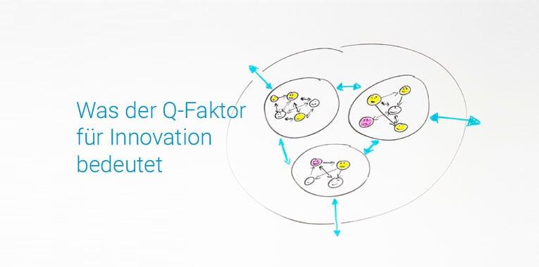 Netzwerkdichte und der Erfolg für Innovation