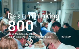Design Thinking Frankfurt Meetup