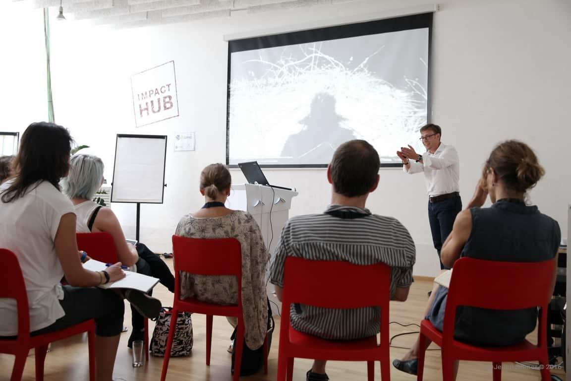 Moderator, Speaker und Redner für Design Thinking und Digitale Transformation - Jens Bothmer
