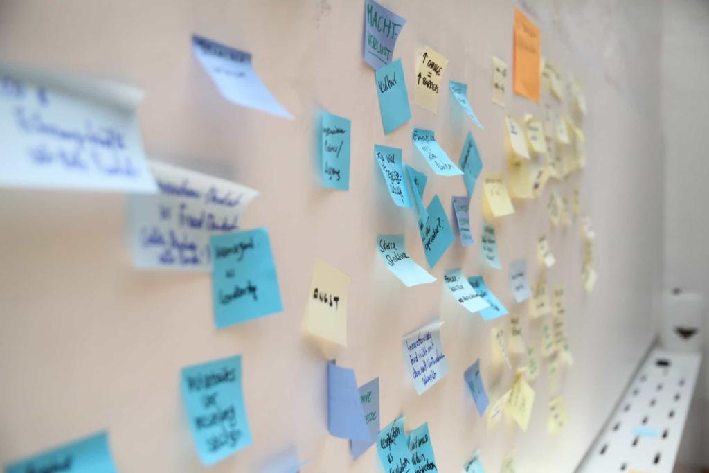 Digitale Transformation mit Design Thinking - Methodencoaching