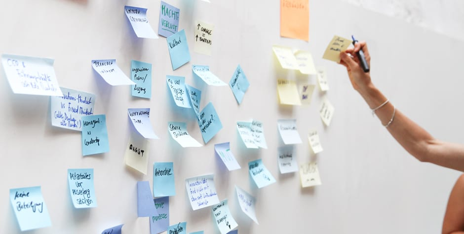 Impulsworkshops mit Design Thinking