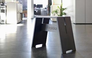Möbel für Innovation Labs und Unternehmen - Frokka, der Hocker aus Frankfurt am Main,