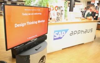 Design Thinking Workshops im SAP AppHaus