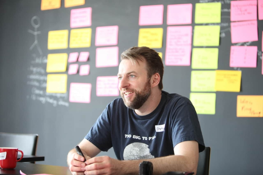 Design Thinking Barcamp - Stephan Raimer