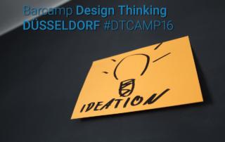 Design Thinking Barcamp - dtcamp