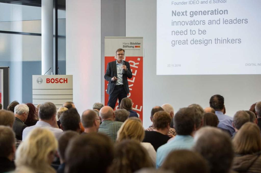 Speaker Digitale Transformation Jens Bothmer Bosch Renningen - Photo Annette Hornischer