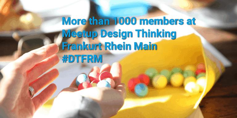 DesignThinking Frankfurt Rhein Main - Meetup