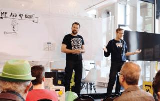 Jens Bothmer und Stephan Raimer moderieren das dtcamp Hoannover 2017