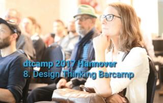 Gespannte Zuhörer auf dem dtcamp Hannover