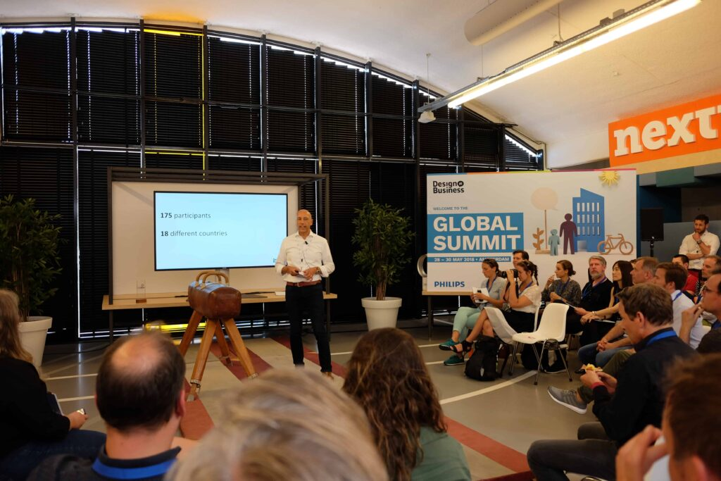Design at Business Global Summit