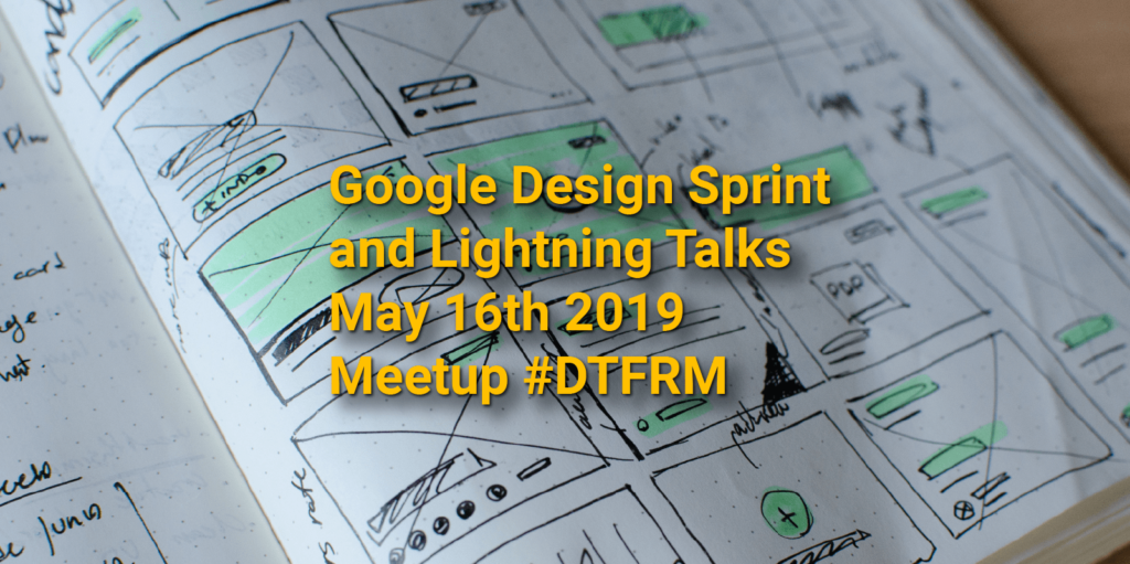Meetup zur Innovationsmethode Google Design Sprint
