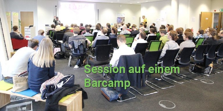 Unternehmensbarcamp Corporate Barcamp