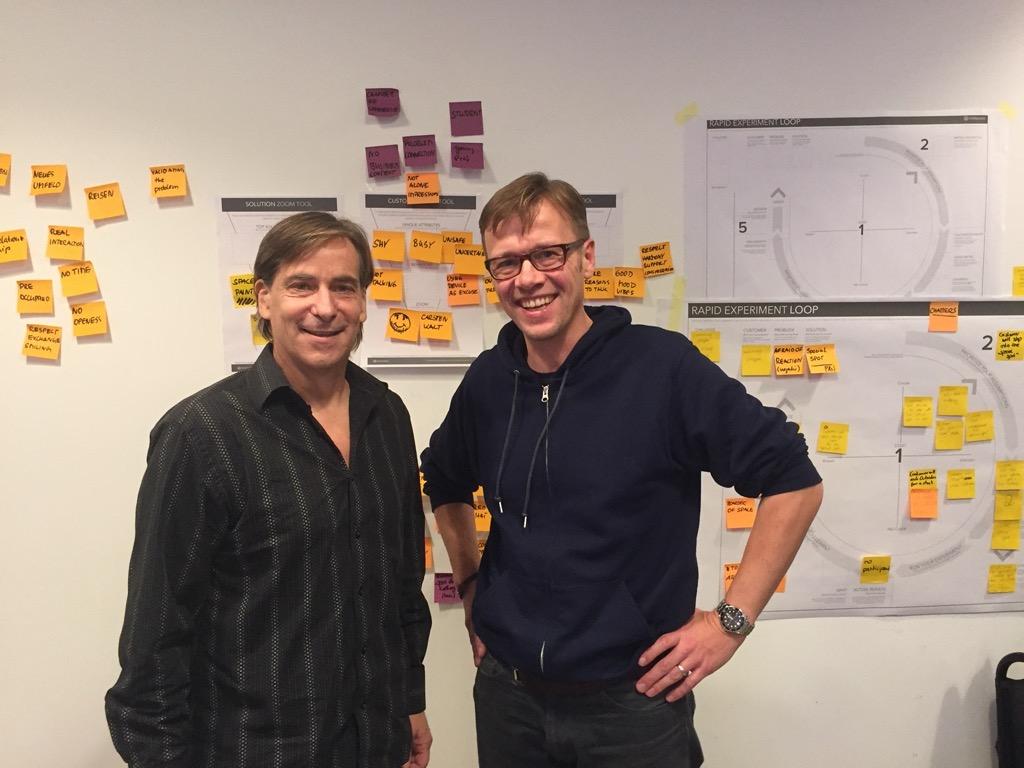 Design Thinking Coach fuer Design Thinking-Workshops und Design-Thinking Projekte