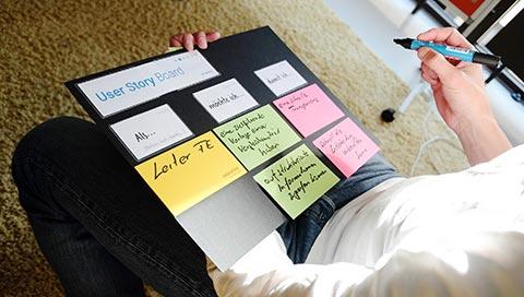 User Story Workshop, Requirement Workshop
