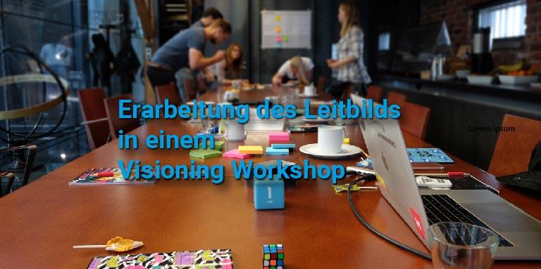 Visions-Entwicklung für den Digital Workplace