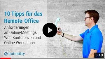 Workshops online durchfuehren